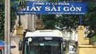 """Giày Sài Gòn vẫn đang cho hãng xe Thành Bưởi thuê khu """"đất vàng"""" làm điểm tập kết hàng hóa. Ảnh: Báo Giao thông."""