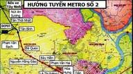 Gói thầu CP3a và Gói thầu CP3b thuộc Dự án Tuyến metro số 2 (TP.HCM) tiếp tục lùi thời gian đóng, mở thầu đến ngày 30/11/2018