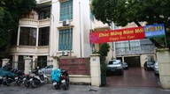 Gói thầu Thí nghiệm cọc, quan trắc biến dạng công trình thuộc Dự án Xây dựng Trụ sở Liên hiệp các hội khoa học và kỹ thuật Việt Nam. Ảnh: Nhã Chi