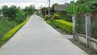 Chuyển động mạnh trong xây dựng nông thôn mới ở Quảng Bình