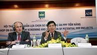 Để sử dụng hiệu quả nguồn lực có hạn cho các dự án PPP