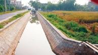 Nam Định: rà soát từng gói thầu  tại các dự án thủy lợi chậm tiến độ