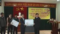 Bộ trưởng Bộ Xây dựng thăm và chúc tết CBCNV ngành Xây dựng tại Sơn La