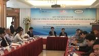 Kết nối kinh doanh giữa doanh nghiệp xây dựng Việt Nam và Nhật Bản