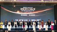 Doanh nhân Hàn Quốc trao 90 suất học bổng cho sinh viên Việt Nam 2018