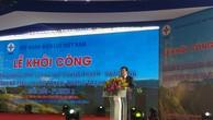 Phó Thủ tướng Chính phủ Trịnh Đình Dũng tham dự Lễ khởi công