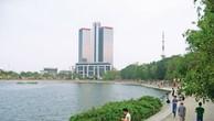 Doanh nghiệp kiến nghị lấp một phần hồ Thành Công để xây nhà tái định cư