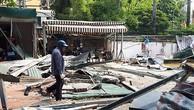 Hơn 20 cửa hàng sai phép ở Hà Nội bị phá dỡ