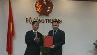Trao quyết định bổ nhiệm thứ trưởng Bộ Công Thương cho ông Đặng Hoàng An