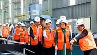 Khánh thành nhà máy thép hơn 1.000 tỷ đồng tại Yên Bái