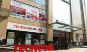 Cổ phiếu Techcombank chào sàn ngày 4/6