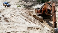 Mời nhà đầu tư quan tâm khai thác cát tại Bình Thuận