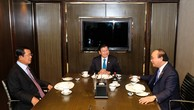 Thủ tướng gặp lãnh đạo các nước và Tổng Thư ký ASEAN