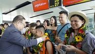 Vietjet chào mừng chuyến bay đầu tiên Hà Nội – Đài Trung (Đài Loan)