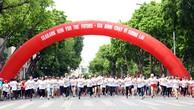 """1.500 vận động viên tham gia giải chạy """"Gia đình chạy vì tương lai - SeABank Run For The Future"""""""