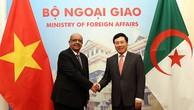 Việt Nam, Algeria tăng cường quan hệ hợp tác