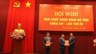 Công bố quyết định luân chuyển Chủ tịch HĐQT Vietinbank về tỉnh Quảng Ninh