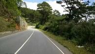 Dừng đầu tư bổ sung hạng mục đoạn tuyến qua đèo Mimosa