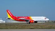 Vietjet ngừng khai thác 4 chuyến bay do ảnh hưởng bão Sơn Tinh