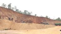 Nghệ An mời quan tâm khai thác đất làm vật liệu san lấp