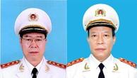 Hai Thứ trưởng Bộ Công an làm thủ trưởng 2 cơ quan điều tra