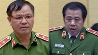 Hàng loạt tướng công an được bổ nhiệm làm phó thủ trưởng cơ quan điều tra