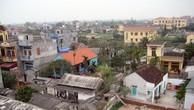 Ngày 5/9/2018, đấu giá quyền sử dụng đất và tài sản gắn liền với đất tại huyện Thường Tín, Hà Nội