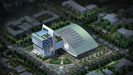 Phối cảnh Dự án Trung tâm Thể dục Thể Thao Phan Đình Phùng.