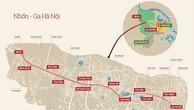 Đường sắt đô thị số 2 Hà Nội xâm phạm không gian di tích Hồ Gươm(!?)