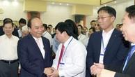 Thủ tướng Nguyễn Xuân Phúc dự Hội nghị xúc tiến đầu tư tại Bình Phước. Ảnh VGP
