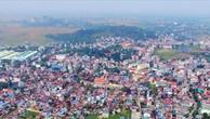 Ngày 12/9/2018, đấu giá quyền sử dụng đất và tài sản gắn liền với đất tại huyện Chương Mỹ, Hà Nội