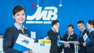 Cổ phiếu MBB được Vietcombank chào giá 19.641 đồng