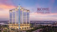 Phối cảnh dự án Rome Diamond Lotus