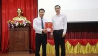 Ông Nguyễn Phi Thường được phân công giữ chức Bí thư huyện Ứng Hòa