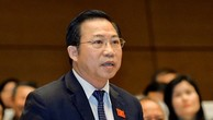 Đại biểu Quốc hội Lưu Bình Nhưỡng. Ảnh: QH