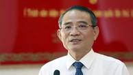 Ông Trương Quang Nghĩa giải đáp ý kiến cử tri vào chiều 25/9.