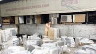 Vận chuyển lậu hàng trăm điều hòa, máy giặt, nồi cơm điện 'second hand'