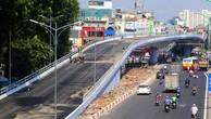 Cầu vượt hơn 300 tỷ đồng ở Hà Nội sắp thông xe