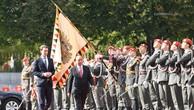 Chùm ảnh: Thủ tướng Cộng hòa Áo đón và hội đàm với Thủ tướng Nguyễn Xuân Phúc