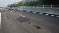 Khắc phục hư hỏng cao tốc Đà Nẵng - Quảng Ngãi