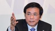 Tổng thư ký Quốc hội Nguyễn Hạnh Phúc. Ảnh: Q.H.