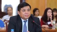 Bộ trưởng Bộ Kế hoạch và Đầu tư Nguyễn Chí Dũng làm Chủ tịch Ủy ban