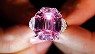 """Viên kim cương hồng hiếm có, """"hét"""" giá gần 1,2 nghìn tỷ đồng"""