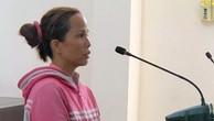 Trần A Gịn tại tòa.