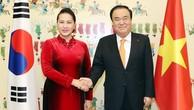 Chủ tịch Quốc hội Việt Nam, Hàn Quốc hội đàm