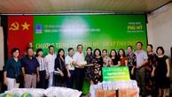 PVFCCo trao tặng quà cho các cụ già và trẻ em mồ côi, khuyết tật tại Quảng Nam