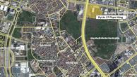 Lô đất tại địa chỉ 17 Phạm Hùng của Interserco nằm trong khu vực đang dần trở thành trung tâm TP. Hà Nội.