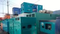 Ngày 25/12/2018, đấu giá máy phát điện đã qua sử dụng tại tỉnh Bà Rịa – Vũng Tàu