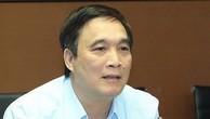 Ông Bùi Minh Châu, Bí thư Tỉnh uỷ, Chủ tịch UBND tỉnh Phú Thọ. Ảnh: Trung tâm báo chí Quốc hội