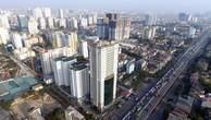 Nhiều dự án nhà chung cư Hà Nội đã và đang xây dựng, chuẩn bị bàn giao.